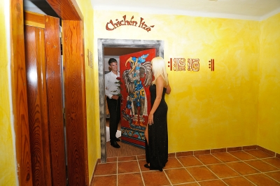 Themed Room Chichen Itza – A visit to past times!