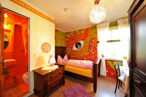 Mexican Single Room - Mexican feeling for one!